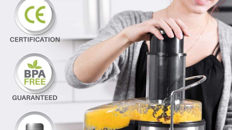 Bine choisir une centrifugeuse pour les fruits et légumes