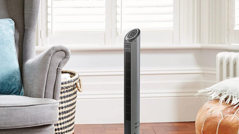 Comment rendre un ventilateur sur pied silencieux?
